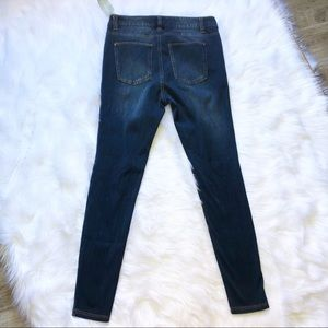 Forever 21 plus high-rise stretch skinny jeans 12